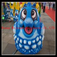 Buy cheap customized electric track train, under sea world train ride for sale product