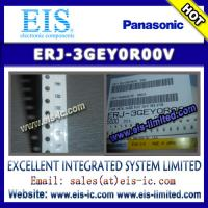 Buy cheap ERJ-3GEY0R00V - PANASONIC - Thick Film Chip Resistors - Email: sales009@eis-ic.com product