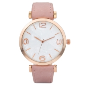 Buy cheap Seiko Pc21 Movt Womens Fashion Watch Casual Leather Waterproof Wristwatch product