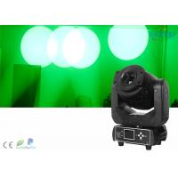 Buy cheap Stage Equipment Pattern LED Spot Moving Head Light 90w 240V product