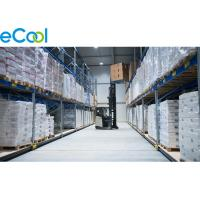 Buy cheap 3000 Tons Frozen Food Storage Warehouses Colored Steel PUR Insulated Sandwich Wall Board product
