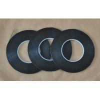 Buy cheap Insulating Glass Double Side Butyl Rubber Adhesive Tape/Butyl Strip for Building Glass product