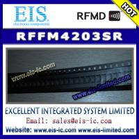 Buy cheap RFFM4203SR - RFMD - WIDEBAND SYNTHESIZER/VCO WITH INTEGRATED 6 GHz MIXER - Email: sales009 product