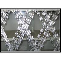 Buy cheap welded razor wire fence product