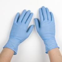 Buy cheap Disposable Nitrile Glove 9 inch or 12 inch available product