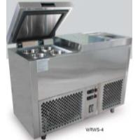 Buy cheap Ice Cube Maker Commercial Refrigerator Freezer Portable / Undercounter product