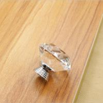 Buy cheap European Style Drawer Crystal Pulls Cabinet Door Pulls Handles Furniture Konbs product