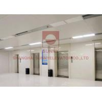 China Large Space Hospital Elevator High Speed 1100*2100 Opening Door Size on sale