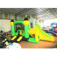 Buy cheap Classic inflatable bouncy castle small size inflatable jumping castle cheap price kindergarten inflatable bouncer product
