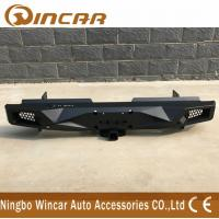 Buy cheap Standard Size Steel Rear Bumper For Hilux Revo 2015-2018 Black Color product