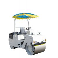Buy cheap Mini Double Drum Vibratory Roller For Sale product