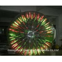 Buy cheap Inflatable Zorbing Game: Glow Lighted Shining Zorb Ball Toy (CY-M1859) product
