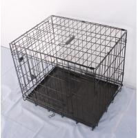 Buy cheap PVC coated pet dog cage product
