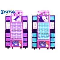 Buy cheap Upgrading Continuously Game Play Cosmetic Vending Machine Smart Sell System product