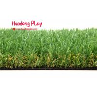 Buy cheap Synthetic Artificial Green Grass Natural Looking Durable For House Backyard product