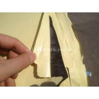 Professional Glossy Adhesive Backed Foam Sponge Rubber Sheet Roll For Pipe Insulation
