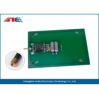 Buy cheap Built In Mid Range RFID Reader Antenna For Industrial Production Line 0.8m Feeder Length from wholesalers
