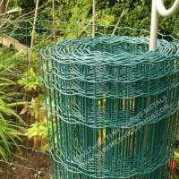 Buy cheap Euro Fence Heavy Duty Welded Wire High Strength With  2.0 / 2.5mm Diameter product