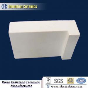 Desgaste projetado - azulejos resistentes para a proteção do equipamento