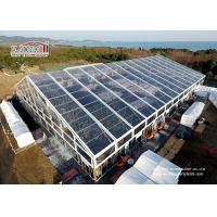 Buy cheap 50m Aluminum Outdoor Transparent Party Tent From LIRI TENT In China For Sale product