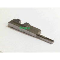 Buy cheap Plastic Injection PD613 Connector Mold Parts PVD Coating product