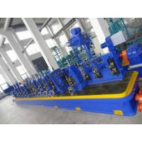 Buy cheap High Precision SUS302 Stainless Steel Pipe Making Machine Tube Mill Equipment 0-8M/min BG20 product