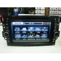 Quality Car Dual Zone GPS DVD Bluetooth Player with FM / AM / RDS for Chevrolet Epica / Lova for sale