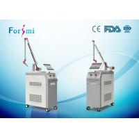 Buy cheap laser hair removal yag laser dark skin Q-Swtiched Nd Yag Laser Machine FMY-I Tattoo Removal Machine product