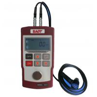 Buy cheap SA10 Portable Ultrasonic Thickness Gauge 1.2mm - 225mm Pulse Echo With Dual Probe product