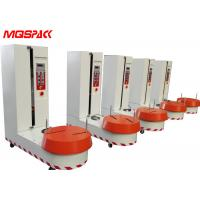 Buy cheap Automatic Detection Luggage Stretch Wrapping Machine 136mm Turntable Height product