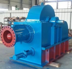 Buy cheap Small Pelton Turbine / Stainless Steel Runer Water Turbine Generator Hydro power from wholesalers