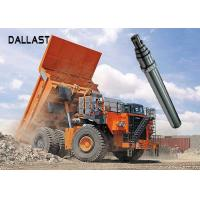Buy cheap Hydraulic Oil Single Acting Telescopic Cylinder Engineering Machinery Lifting Dump Truck Applied product