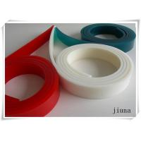 Buy cheap Red / Green Solvent Resistance Squeegee For Screen Printing 4 Meter , Anti-Oil product