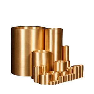 Buy cheap Cylindrical Wrapped Bronze Bushings product