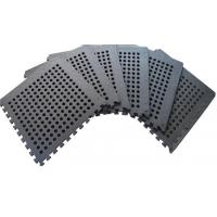 Black 60 60cm Holes Foam Eva Square Rubber Interlocking