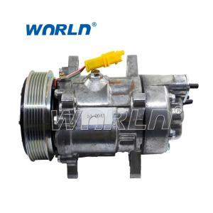 Buy cheap 6453KW Automotive Ac Compressor For Peugeot 307 2.0 Sanden 6 product