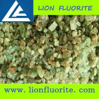 Buy cheap Water scrubbing small size Fluorspar Lump(sand) from wholesalers