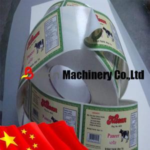 China Self-Adhesive Label Flexo Printing Machine on sale