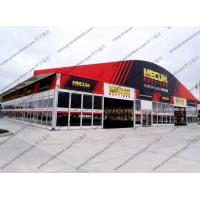 Buy cheap Luxury Polygon Tent with Glass Sidewalls for Outdoor Event and Exhibition or from wholesalers