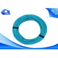 Quality Multimode Fiber Optic Patch Cord With The 50 / 125um Jumper for sale