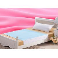 China Breathable Incontinence Washable Bed Pad , Urine Segregate Dry Baby Bed Pad on sale