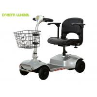 Buy cheap 4 Wheels Electric Mobility Scooter 24V 12Ah Lead Acid Gel Battery 38Kgs product