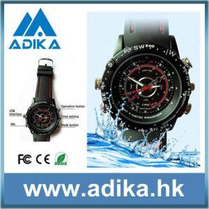 Buy cheap 4GB Waterproof Watch Camera ADK-W124 product