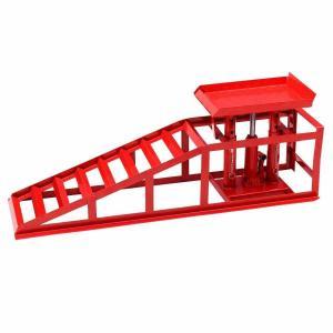 Buy cheap Hydraulic Car Ramp Adjustable 2T Auto Wheel Dollies product