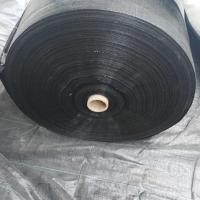 China woven weed barrier fabric for weed control 100% pp needle gardening cloth on sale