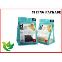 Buy cheap Customized Printed Food Grade Plastic Food Packaging bag eight side sealing bags from wholesalers