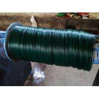 China Colors of PVC coated wire for cloth hanger on sale