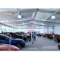 Buy cheap High Quality Aluminum Cube Structure Exhibition Tent ABS Hard Wall Car Show from wholesalers
