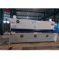 Buy cheap Small NC Hydraulic Shearing Machine 3200mm High Speed Running Smoothly product