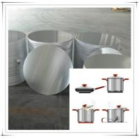 Custom Round Aluminum Disk with Alloy 1100 1050 3003 for Aluminium  Pots